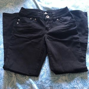 🦋3/$15 New Black Bootcut Jeans